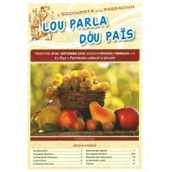 Lou Parla dóu Païs - Abonament (1 an)