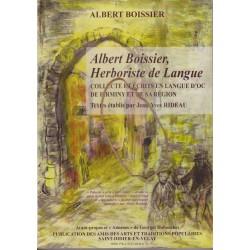 Albert Boissier, herboriste de langue - Jean-Yves Rideau