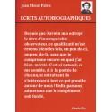 Ecrits autobiographiques - Jean-Henri Fabre