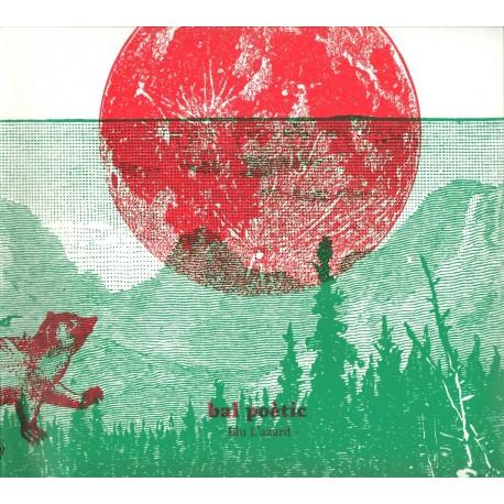 Bal poètic - Blu l'azard (CD)