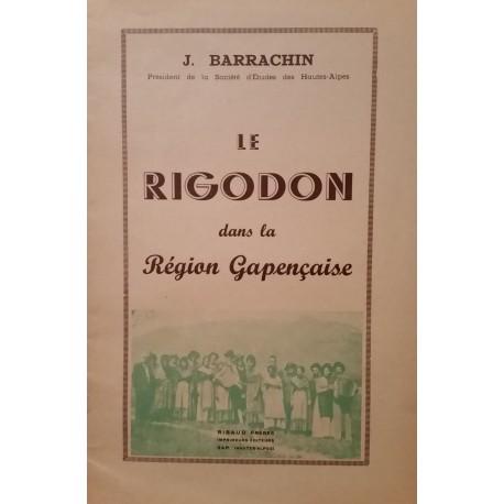 Le rigodon dans la région Gapençaise - J. Barrachin
