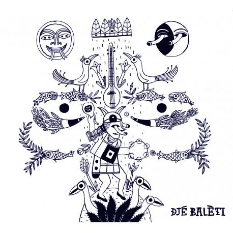 Moko - Djé Balèti (CD)