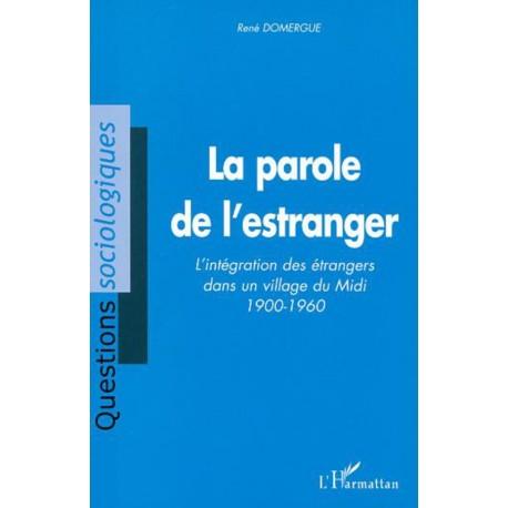 La parole de l'estranger - René Domergue