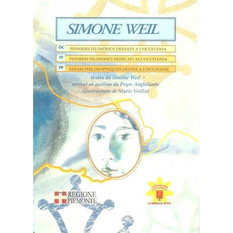 Simone Weil - pensiers filosòfics dediats a l'Occitània