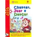 Chantar, juar e dançar - D. Anghilante, G. Bianco (livre + guide + CD)