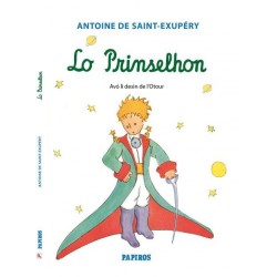 Lo Prinselhon - Antoine de Saint-Exupéry (francoprovensal)