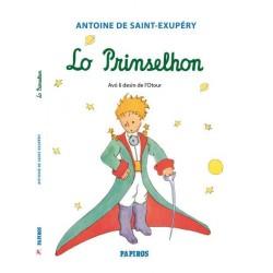 Lo Prinselhon - Antoine de Saint-Exupéry (Le Petit Prince en francoprovençal)