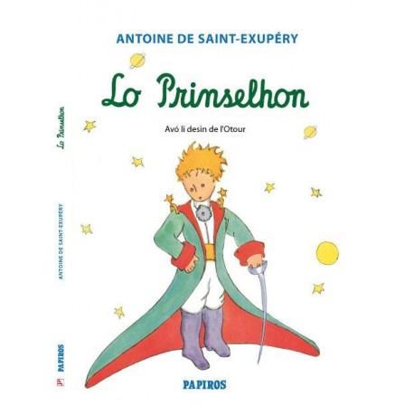 Lo Prinselhon - Antoine de Saint-Exupéry (francoprovenzale)