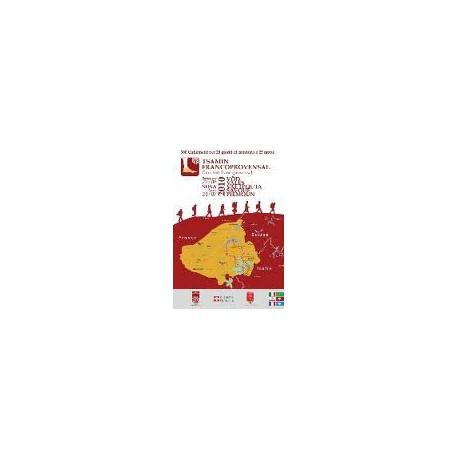 Tsamin francopovensal – Gran tort francoprovensal - Chambra d'oc