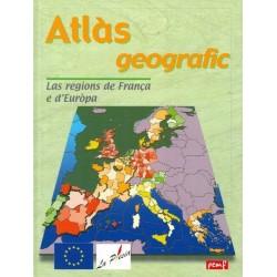 Atlàs geografic - Regions de França e d'Euròpa - P.E.M.F.