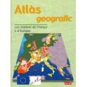 Atlàs geografic - Las regions de França e d'Euròpa