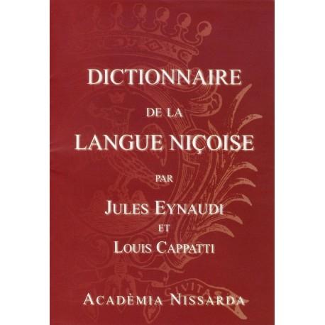 Dictionnaire de la Langue Niçoise - Jules Eynaudi et Louis Cappati