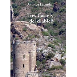 Tres castèls del diable - Andrieu Lagarda (audio book)