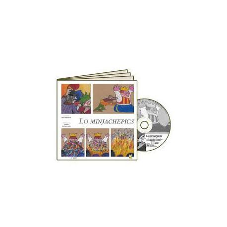 Lo Minjachepics (libre + CD) - Sèrgi Mauhorat