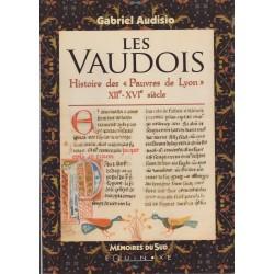 Les vaudois - Gabriel Audisio