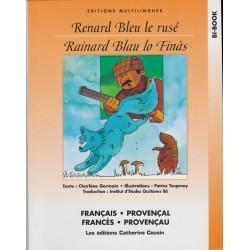 Renard Bleu le rusé / Rainard Blau lo finàs - Charlène Germain