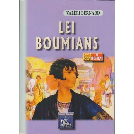 Lei boumians - en provençau - Valèri Bernard