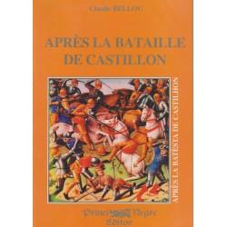 Après la bataille de Castillon - Claude Belloc