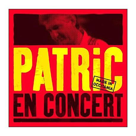 Patric en concert (CD)