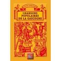 Chansons populaires de la Gascogne - Gaston Guillaumie