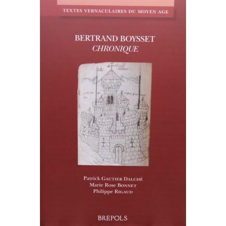 Bertrand Boysset - Chronique - P. Gautier Dalché, M. R. Bonnet, P. Rigaud