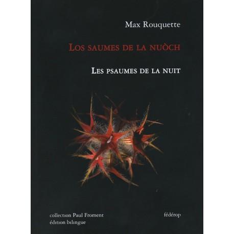 Los saumes de la nuòch - Les psaumes de la nuit - Max Rouquette