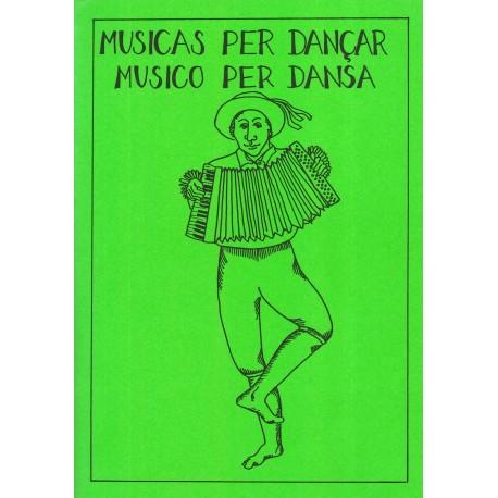 Musicas per dançar - Musico per dansa - Lucile Barberis