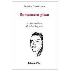 Romancero gitan - Frederico Garcia Lorca