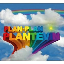 Plan-Plan PLANTEVIN - Jean-Bernard PLANTEVIN (CD)