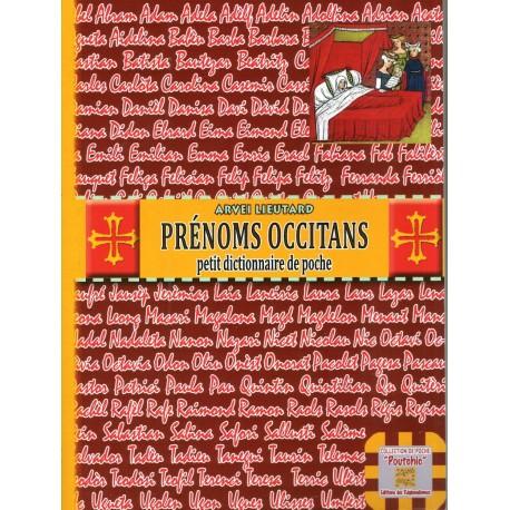 Prénoms occitans - Petit dictionnaire de poche - Hervé Lieutard