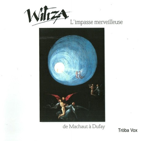L'impasse merveilleuse - Witiza (CD)