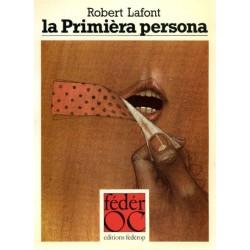 La Primièra persona - Robert Lafont