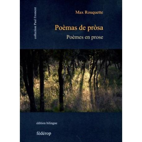 Poèmas de pròsa - Poèmes en prose - Max Rouquette
