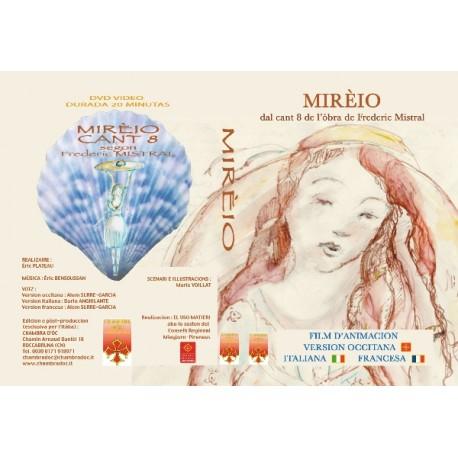 Mirèio - Film d'animation d'Éric Plateau (DVD)