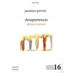 Desapartenças - Démarcations - Jaumes Privat