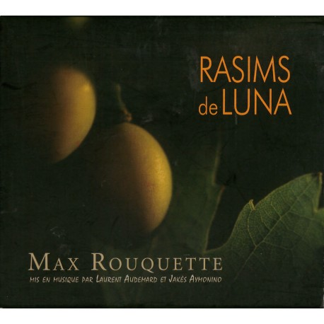 Rasims de Luna - Max Rouquette (CD)
