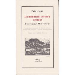 La mountado vers lo Ventour – L'ascension du Mont Ventoux - Pétrarque