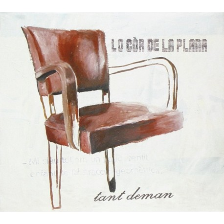 Tant deman - Lo Còr de la Plana (CD)