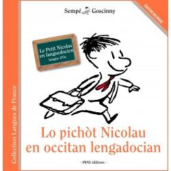 Lo pichòt Nicolau en occitan lengadocian (lenga d'oc) - Sempé et Goscinny