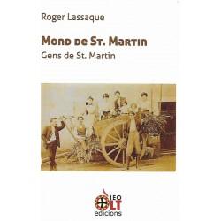 Mond de St. Martin - Gens de St. Martin - Rodgièr Lassaca
