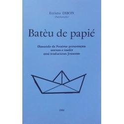 Batèu de papié - Enrieto DIBON (Farfantello)