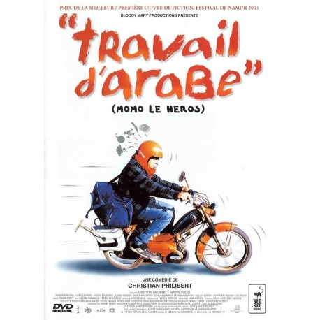 Travail d'arabe - Christian Philibert (DVD)