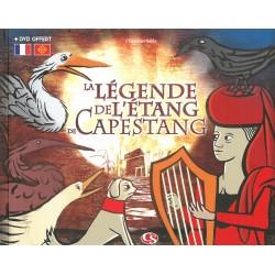 La légende de l'étang de Capestang (Livre + DVD)