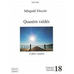 Quasèrn valdés - Cahier vaudois - Miquèl Decòr