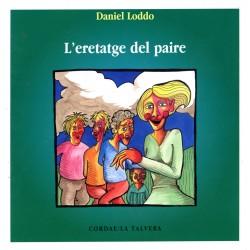 L'eretatge del paire - Daniel Loddo (Livre + CD)