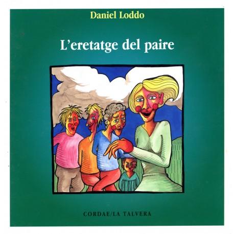 L'eretatge del paire (L'héritage du père) - Daniel Loddo (Livre + CD)