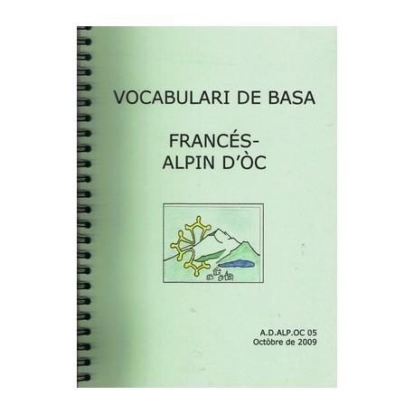 Vocabulari de basa francès-occitan aupenc