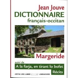 Dictionnaire français-occitan de Margeride - Jean Jouve