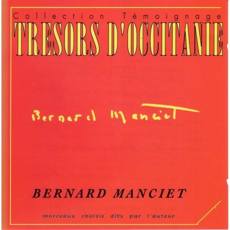 Bernard Manciet - Trésors d'occitanie