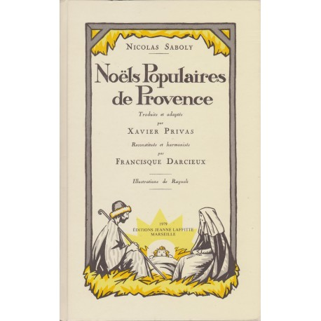 Noëls Populaires de Provence - Nicolas Saboly
